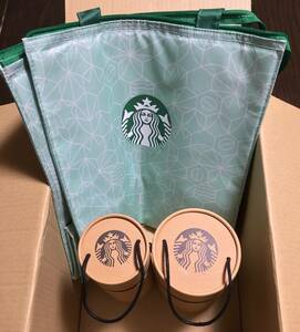 スターバックス 夏の福袋 クーラーバッグ タンブラー ボトル 東京限定 3点セット 新品 未使用 スタバ 日本上陸25周年記念 Starbucks