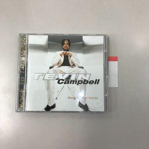 CD 輸入盤 中古【洋楽】長期保存品 TEVIN campbell