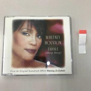 CD 輸入盤 中古【洋楽】長期保存品 ホイットニーヒューストン