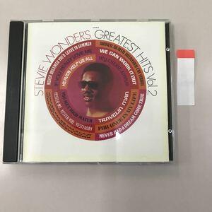 CD 輸入盤 中古【洋楽】長期保存品 STEVIE WONDERS
