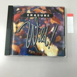CD 輸入盤 中古【洋楽】長期保存品 ERASURE WILD!