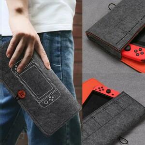 任天堂 スイッチ Switch 保護ケース 収納カバー カード5枚収納