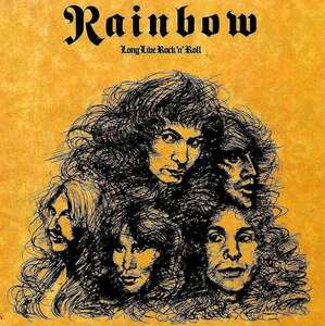 ◆◆RAINBOW◆LONG LIVE ROCK 'N' ROLL レインボー バビロンの城門 国内盤 即決 送料込◆◆