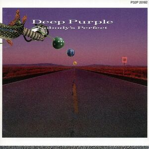 ◆◆DEEP PURPLE◆NOBODY'S PERFECT ディープ・パープル ノーバディーズ・パーフェクト 87年作ライヴ 国内旧規格盤 即決 送料込◆◆