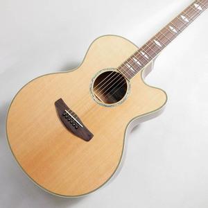 YAMAHA CPX1000 ナチュラル (NT) エレクトリックアコースティックギター【北海道・離島送料別途です】