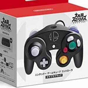 任天堂 Nintendo Switch ニンテンドー ゲームキューブコントローラー スマブラブラック 10個セット ゲームキューブ