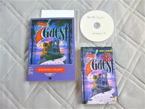 ★懐かしい昔の名作★ 「The 7th Guest」完全攻略本とストーリー本、Win10対応のソフトはおまけします。