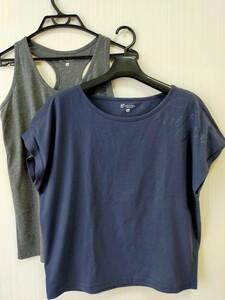 Tシャツ&タンクセット