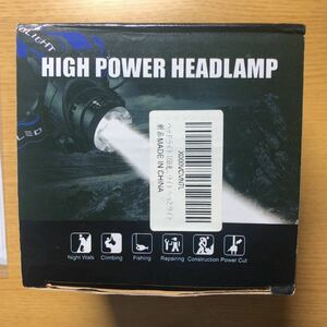 USB充電式 ヘットライト 人体センサー 4種類モード アウトドア 災害