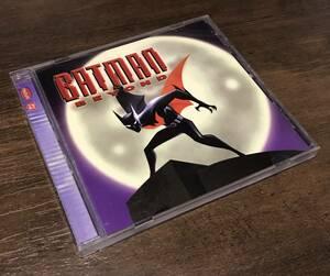 CD レア盤 BATMAN BEYOND バットマン ビヨンド OST サウンドトラック 検索:バットマン・ザ・フューチャー サントラ アニメ EP LP DVD