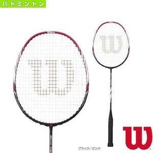 【Wilson レコンP3600 5U5】Wilson(ウィルソン) WRT8806202 5U5 バドミントンラケット 新品未使用 ケース付