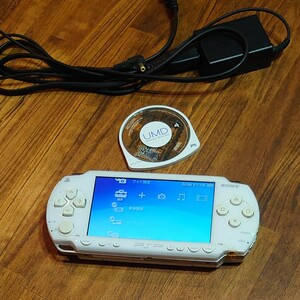 ソニー PSP-1000 UMDソフト付き