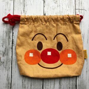 アンパンマン 巾着袋