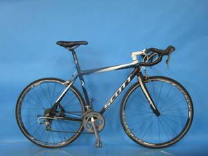 ☆大阪西淀☆ SCOTT SPEEDSTER 30 アルミ ロードバイク STIレバー TIAGRA 700C Sサイズ 2×10 スコット スピードスター 中古 自転車 A77