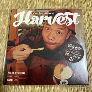 【DJ MURO】Harvest -Comfort ear food-【MIX CD】【廃盤】【送料無料】