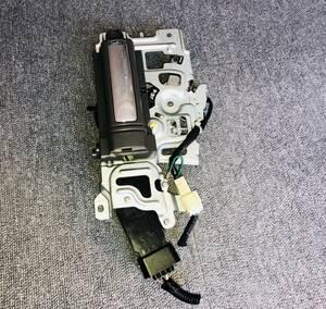 エスティマアエラス ACR50W H21 禁煙車 右スライドドア用 インナードアハンドル モーター付 ドアノブ 埼玉発