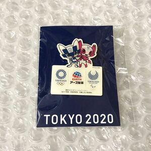 ★即決!★東京2020オリンピック★パラリンピック★アース製薬★ピンバッジ★ピンバッチ