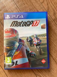 PS4ソフト MotoGP 17 海外版 ジャンク