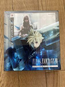 ファイナルファンタジーVII アドベントチルドレン コンプリート PS3版 ファイナルファンタジーXIII 体験版同梱