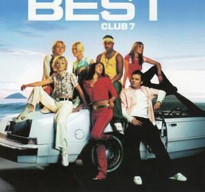 国内ベスト盤★S CLUB 7(エス・クラブ・セブン)★ザ・グレイテスト・ヒッツ・オブ・エス・クラブ・セブン/The Greatest Hits Of S CLUB 7