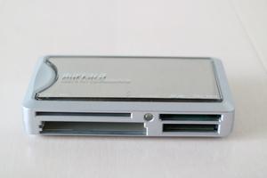 <バッファロー> BUFFALO MCR-C7H/U2-SV <USB2.0 7in1 カードリーダー>