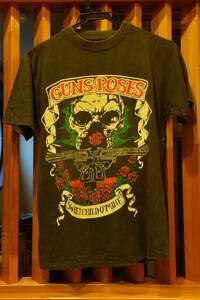 スペシャルビンテージロックTシャツ80年代GUNS'nROSESガンズ&ローゼスレア販促用検/DURANDURANマドンナカルチャークラブマイケル