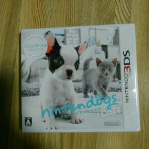 3DS  ニンテンドッグス+キャッツ  ニンテンドッグス  nintendogs+cats ニンテンドー3DS 任天堂