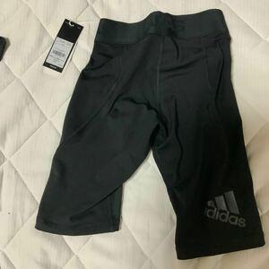 アディダス メンズ フィットネス スパッツ ALPHASKIN TEAM ショートタイツ (EBR69) adidas