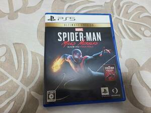 ◎ PS5ソフト Marvel's  SPIDER-MAN