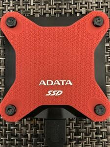 ADATA Technology SD600 外付けSSD 256GB
