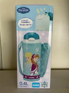 THERMOS アナと雪の女王 真空断熱ストローボトル