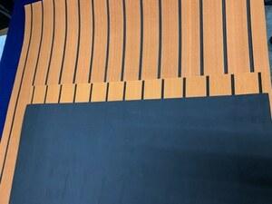 дека  пол  использование /20 шт  набор!  высокое качество  Чик EVA коврик 20 шт.  широкий  ширина / примерно 220/80cm/ примерно 5mm толщина /