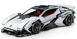 スーパーカー ブロック ミニフィグ レゴ 互換 LEGO 互換 テクニック フィギュア 684pcs 21080617