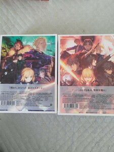 Fate/Zero Blu-ray Discセット 完全生産限定版