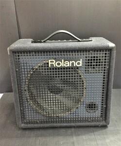 § B10582 Roland ローランド 4CH MIXING KEYBOARD AMPLIFIER KC-100 キーボードアンプ 中古 通電のみ確認済み