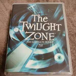 トワイライトゾーン blu-ray 輸入盤 全156話 74時間34分 24枚組 新品同様 送料無料