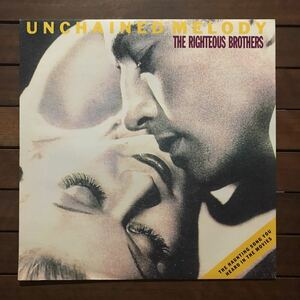 ●【r&b】The Righteous Brothers / Unchained Melody[12inch]オリジナル盤《R67 9595》