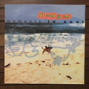 ●【r&b】J.T. And The Big Family / Moments In Soul[12inch]オリジナル盤《O-19 9595》
