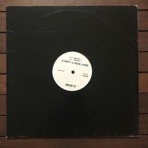 ●【eu-rap】D-Zone / Don't Stop It, I Like It[12inch]オリジナル盤《O-173 9595》