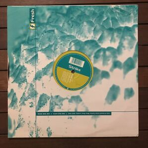 ●【house】 Strike / Inspiration[12inch]オリジナル盤《O-154 9595》