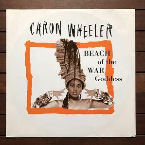 ●【r&b】Caron Wheeler / Beach Of The War Goddess _ i adore you[12inch]オリジナル盤《9595》
