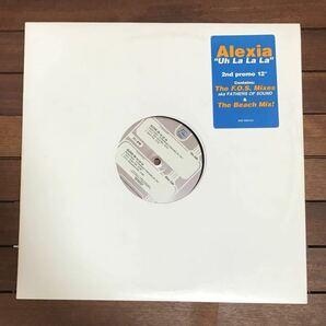 ●【r&b】Alexia / Uh La La La[12inch]reggae-pop オリジナル盤《2-1-58 9595》