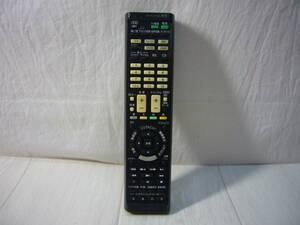 OK3031*SONY/ Sony / учеба дистанционный пульт /RM-PLZ430D