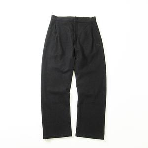 A111019★Y-3 ワイスリー ヨウジヤマモト ウールパンツ ブラック メンズ