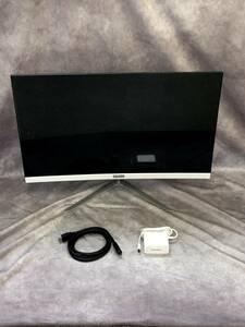 24インチ 液晶ディスプレイ 液晶モニター 2K 曲面型 ディスプレイ PCモニター ゲーミングモニター 曲面ディスプレイ 新品