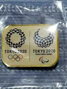 2020東京オリンピック ピンバッジ