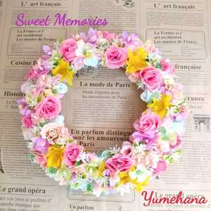 elegant lease * Sweet Memories ручная работа