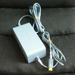 Nintendo WiiU用 アダプター(純正品)