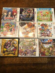 まとめ売り 3DSソフト