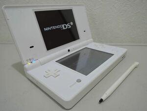 ニンテンドー DS i ホワイト 本体のみ ペン付き